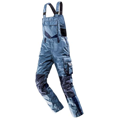 Arbeitslatzhose WorXtar blau Herren Latzhosen Arbeitshosen Arbeits- Berufsbekleidung