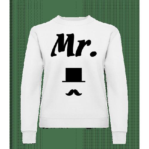 Mr. Wedding - Frauen Pullover