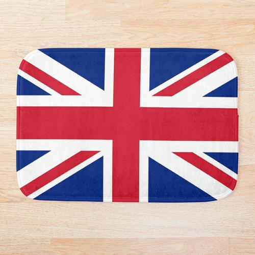 UK Union Jack Fahne Flagge Badematte