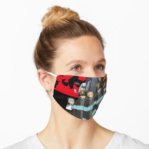 Feuerkraft Maske