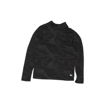 Layer 8 Active T-Shirt: Black Sporting & Activewear - Size Medium