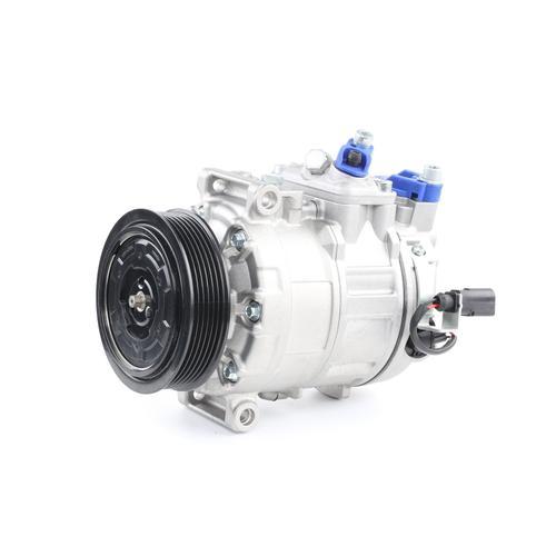 RIDEX Kompressor 447K0004 Klimakompressor,Klimaanlage Kompressor AUDI,VW,SKODA,A3 8P1,A3 Sportback 8PA,A4 Avant 8E5, B6,A4 8E2, B6