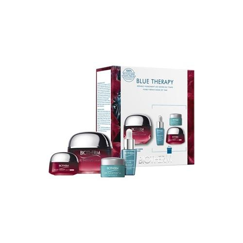 Biotherm Gesichtspflege Blue Therapy Blue Therapy Red Algae Uplift Set Red Algae Uplift Cream 50 ml + Red Algae Uplift Night 15 ml + Life Plankton Elixir 7 ml + Life Plankton Eye 5 ml 1 Stk.