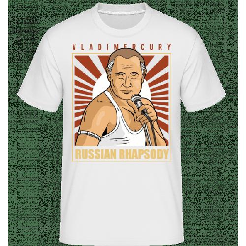 Freddie Putin - Shirtinator Männer T-Shirt