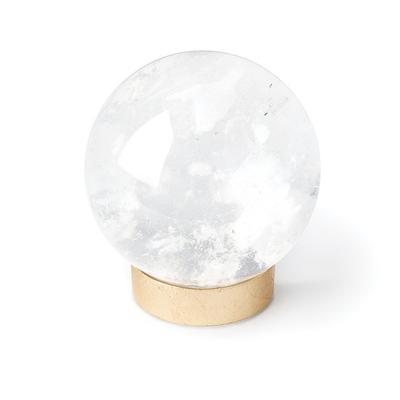 Selene Crystal Globe - Large - F...