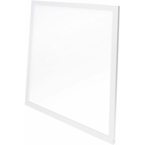 Led-Panel 59,5x59,5x14Cm 40W 100Lm/W UGR17 Treiber Osram Rahmen Weiß | Natürliches Weiß