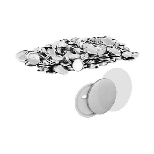 Uniprodo Buttonrohlinge - Ø 58 mm - 1.000 St. UNI_PB_58
