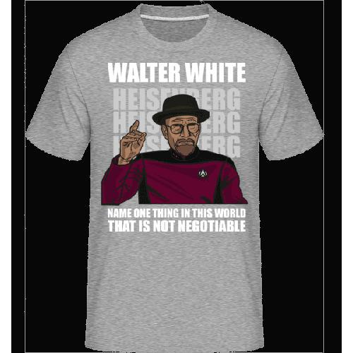 Captain Picard Heisenberg - Shirtinator Männer T-Shirt
