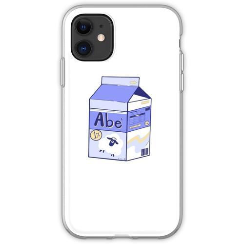 Dibe Abe - Schafsmilch Flexible Hülle für iPhone 11