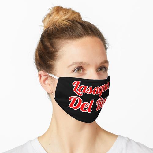 Lasagne Del Rey Maske