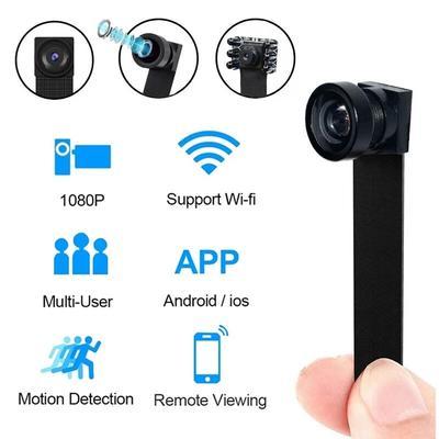 Mini caméra IP P2P Ultra HD 4K, ...