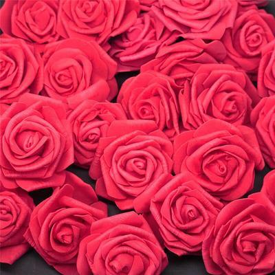 Roses artificielles en mousse PE...