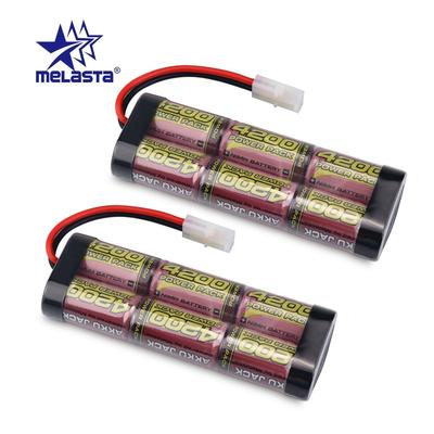 MELASTA – Pack de batteries NIMH...