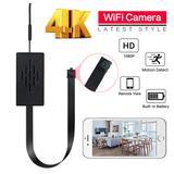Mini caméra IP WiFi pour nounou,...