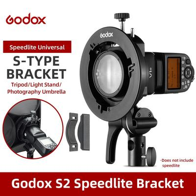 Godox – support de Flash S2 Bowe...