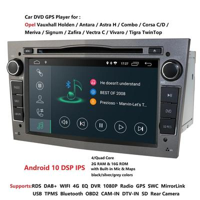 Android 10 2Din voiture DVD GPS ...