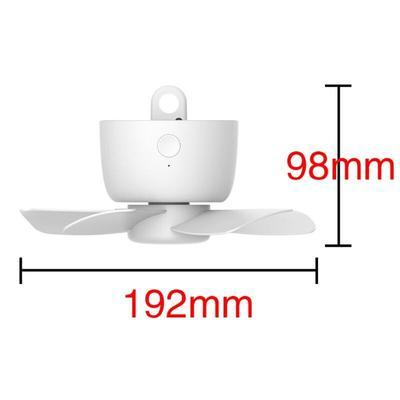 Ventilateur de plafond à 4 engre...