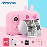 Minibear – appareil Photo instan...
