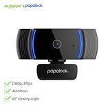 PAPALOOK – Webcam HD 1080P AF925...