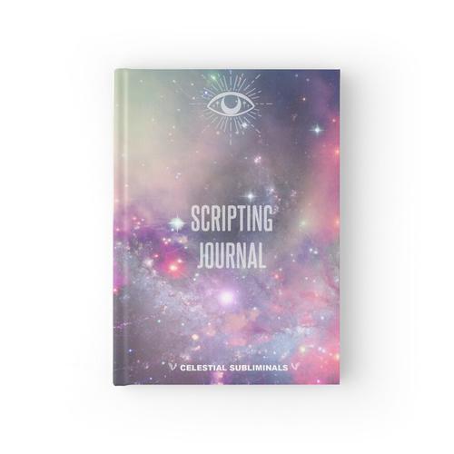 SCRIPTING JOURNAL Notizbuch