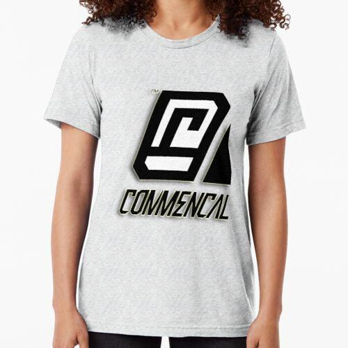 Commencal company Tri-blend T-Shirt