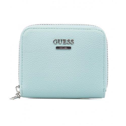 Guess Damen Portemonnaie Destiny Blau