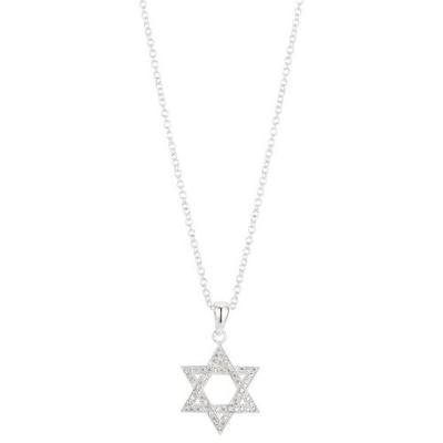 Gratitude & Grace Star of David Necklace