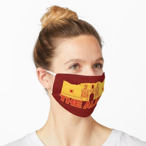 DAS ALAMO - 1836 Maske