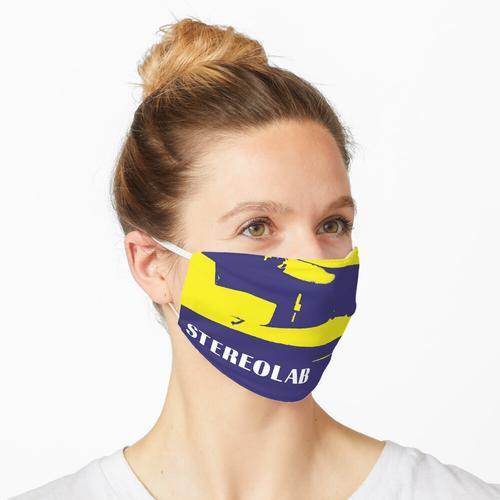 STEREOLAB Vl Maske