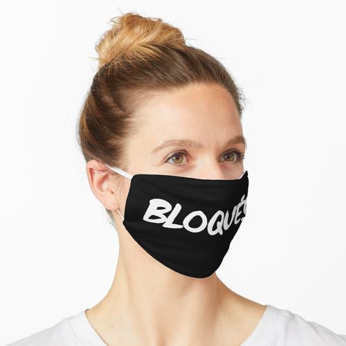 verstopft Maske