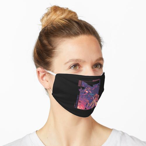 Brennender Aran Maske