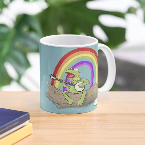 Rainbow Connection Mug