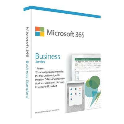 Softwarepaket »365 Business Stan...