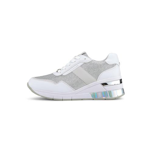 TOM TAILOR Damen Sneaker mit Keilabsatz, weiß, Gr.40