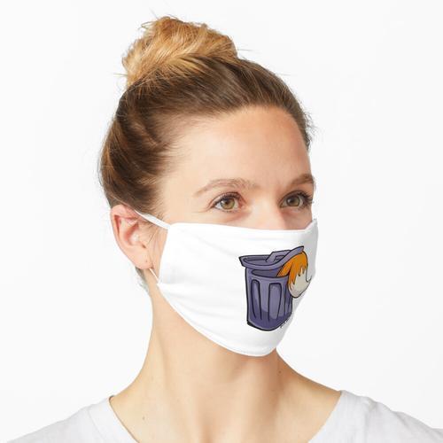 Fox Furry Trash Maske