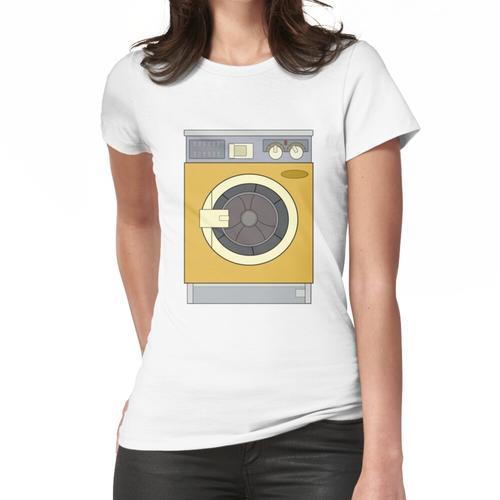Retro Waschmaschine Frauen T-Shirt