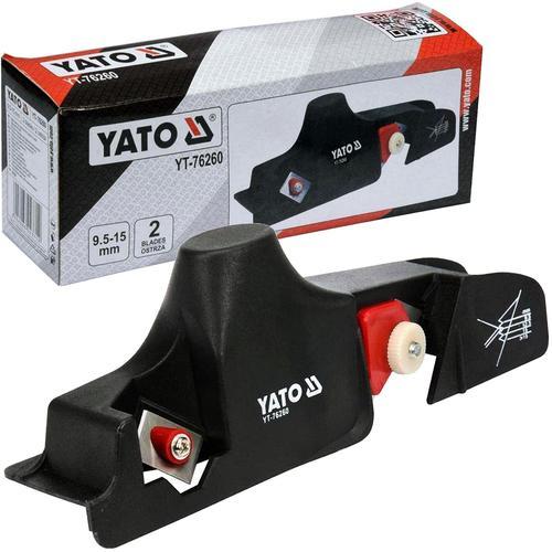 Yato Gips Karton Kanten Hand Fasen Schneider Gipsplatten Hobel Trockenbau Yato Yt-76260