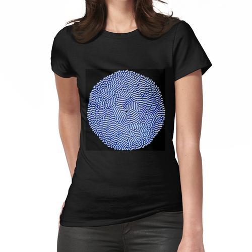 Rückkopplungsmuster 0 Frauen T-Shirt