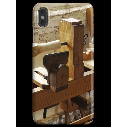 Holzdrehbank iPhone XS Max Handyhülle