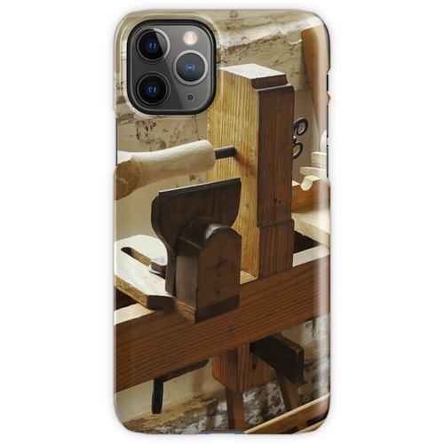 Holzdrehbank iPhone 11 Pro Handyhülle