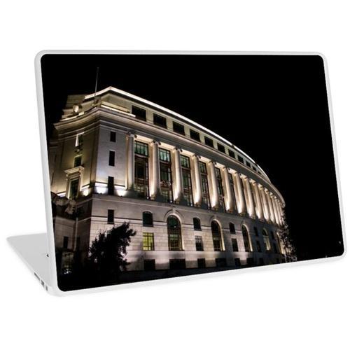 Unilever Building Laptop Skin