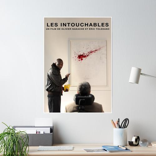 Les Intouchables Film Movie Poster Poster