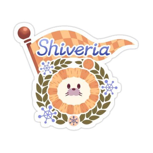 Shiveria Sticker