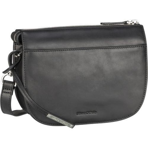 Marc O'Polo Umhängetasche Amaja Crossbody Bag S Black (3.4 Liter)