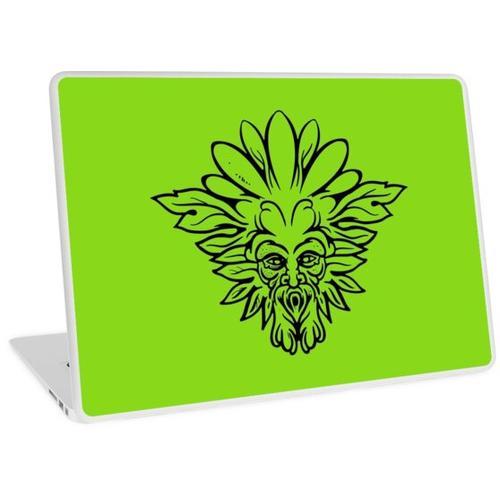 Aeolus - Gott der Winde Laptop Skin
