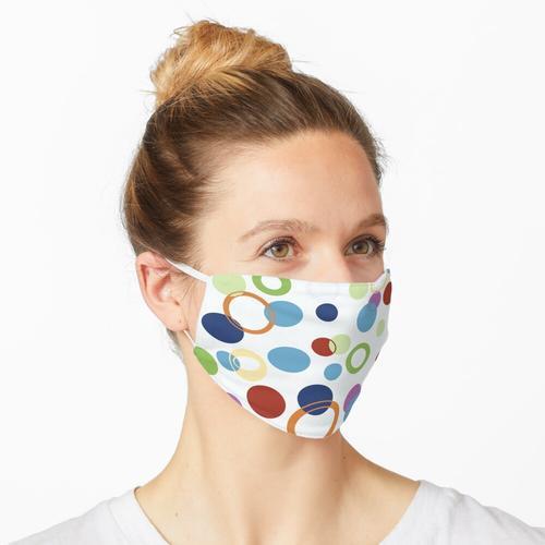 Luftblasen Maske