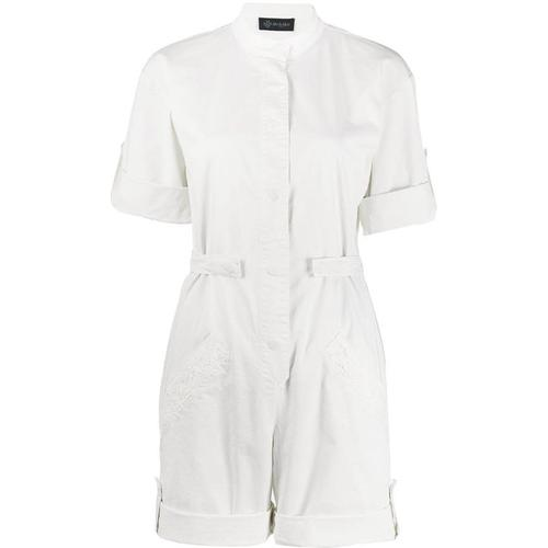 Mr & Mrs Italy Playsuit im Workwear-Look