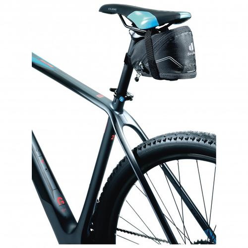 Deuter - Bike Bag II - Fahrradtasche Gr 1,1 l schwarz/grau