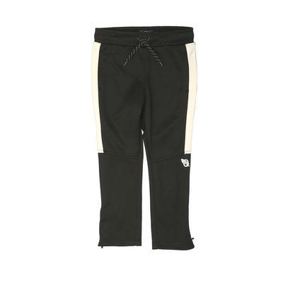 OshKosh B'gosh Active Pants - Elastic: Black Sporting & Activewear - Size 4