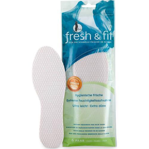 BNS, Fresh & Fit Gr. 45/46 in weiß, Pflegemittel für Schuhe